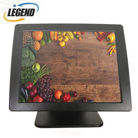 Good Quality Touch PC POS & 15 Inch Touch Screen Cash Register Pos System For Restaurant Ordering Machine on sale
