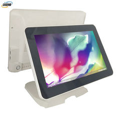 Good Quality Touch PC POS & 400cd/㎡ Touch Dual Screen Pos Terminal System 1024 X 768 Pixels Epos All In One on sale