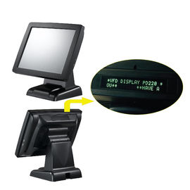Good Quality Touch PC POS & Cash Register All In One Pos Terminal 15 Inch J1900 I3 I5 Motherboard With Printer on sale