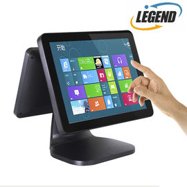 "Good Quality Touch PC POS & 12"" LED Display Touch Screen Pos Cash Register CJ Legend A5D Desktop PC Computer on sale"