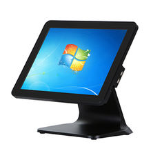 Good Quality Touch PC POS & 15 Inch Touch Screen Cash Register 32G Point Of Sale 100-260V AC For Supermarket on sale