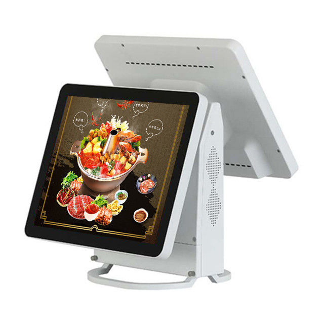 Intel Celeron J1900 Quad - Core Retail Pos System , USB X 6 All In One Touch Pos Terminal