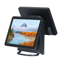 10 Points Capacitive Touchscreen Bar Pos System , Intel J1800 Cash Register Systems