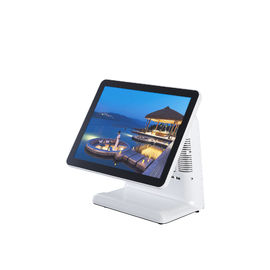 Black Quad Core Point Of Sale Systems 1024 X 768 Pixels For Small Business