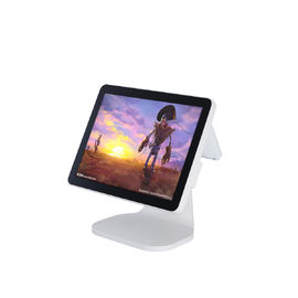 Black Or White Desktop Android POS Terminal For Android  Low Consumption