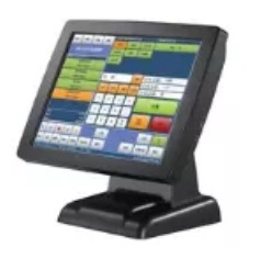 "12"" LED Display Touch Screen Pos Cash Register CJ Legend A5D Desktop PC Computer"